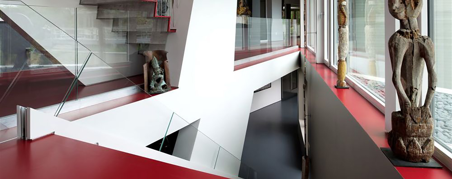Sayres _MBARCH stair down